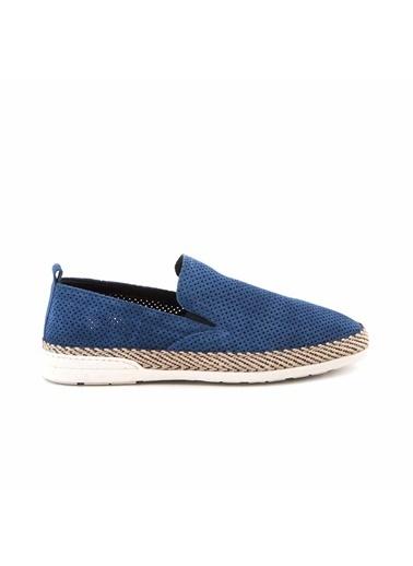 Mocassini Ayakkabı Mavi